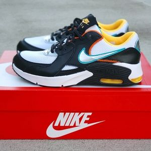 Nike Air Max 90 Excee Black White Women's Shoes 6
